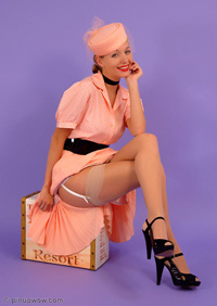 Hayley-Marie | Pin-Up WOW!